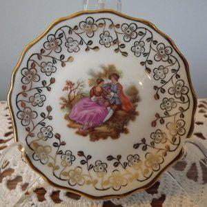 Vintage Limoges Pin/Trinket Dish Made in France